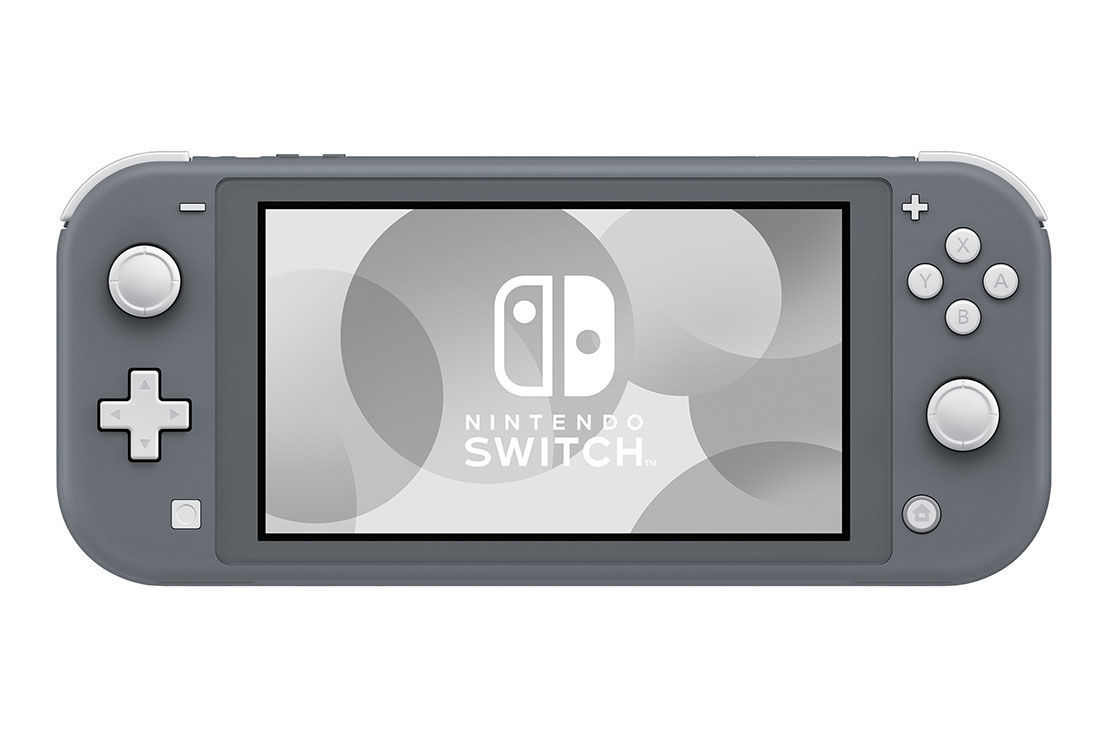 Picture of Nintendo Switch Lite - Gray