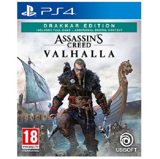 Picture of Assassin's Creed Valhalla: Drakkar Edition