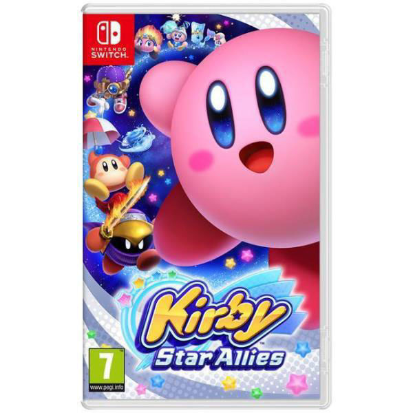 Picture of KIRBY STAR ALLIES