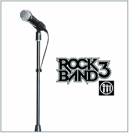 Rock Band Microphone Stand