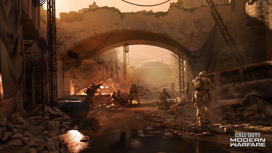 Picture of PS4 Call Of Duty: Modern Warfare
