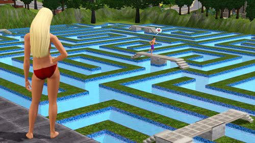 The Sims 3 - NDS