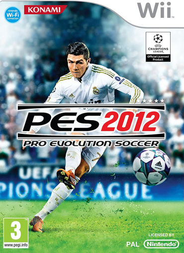 Wii PES 2012