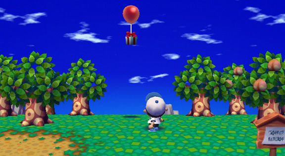 Picture of Animal Crossing: Let's Go To The City (Wii)
