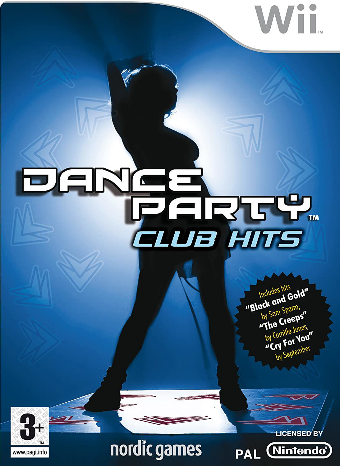 Picture of Dance Party Club Hits - Wii