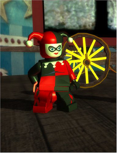 Picture of Lego Batman Wii