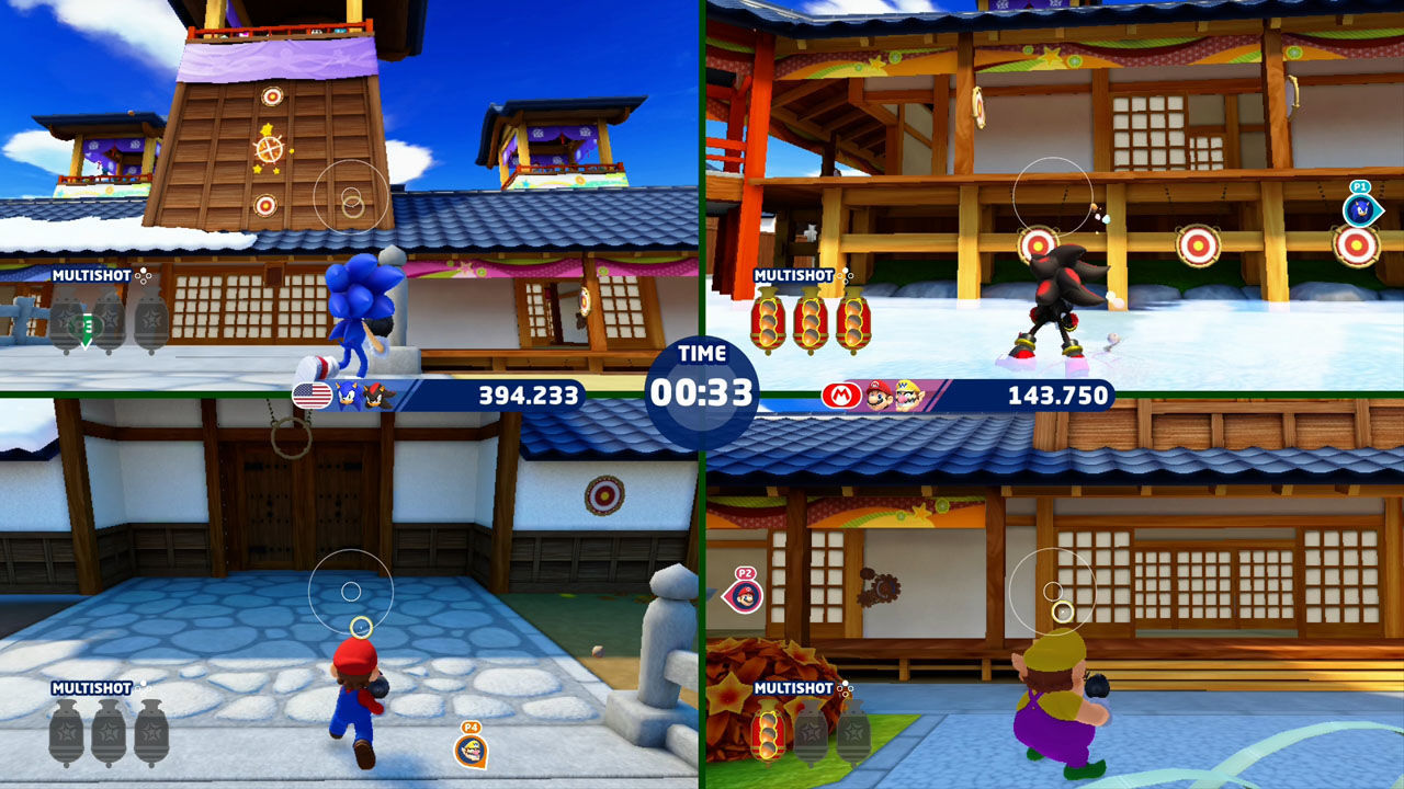 Imagen de Mario and Sonic at the Olympic Games Tokyo 2020