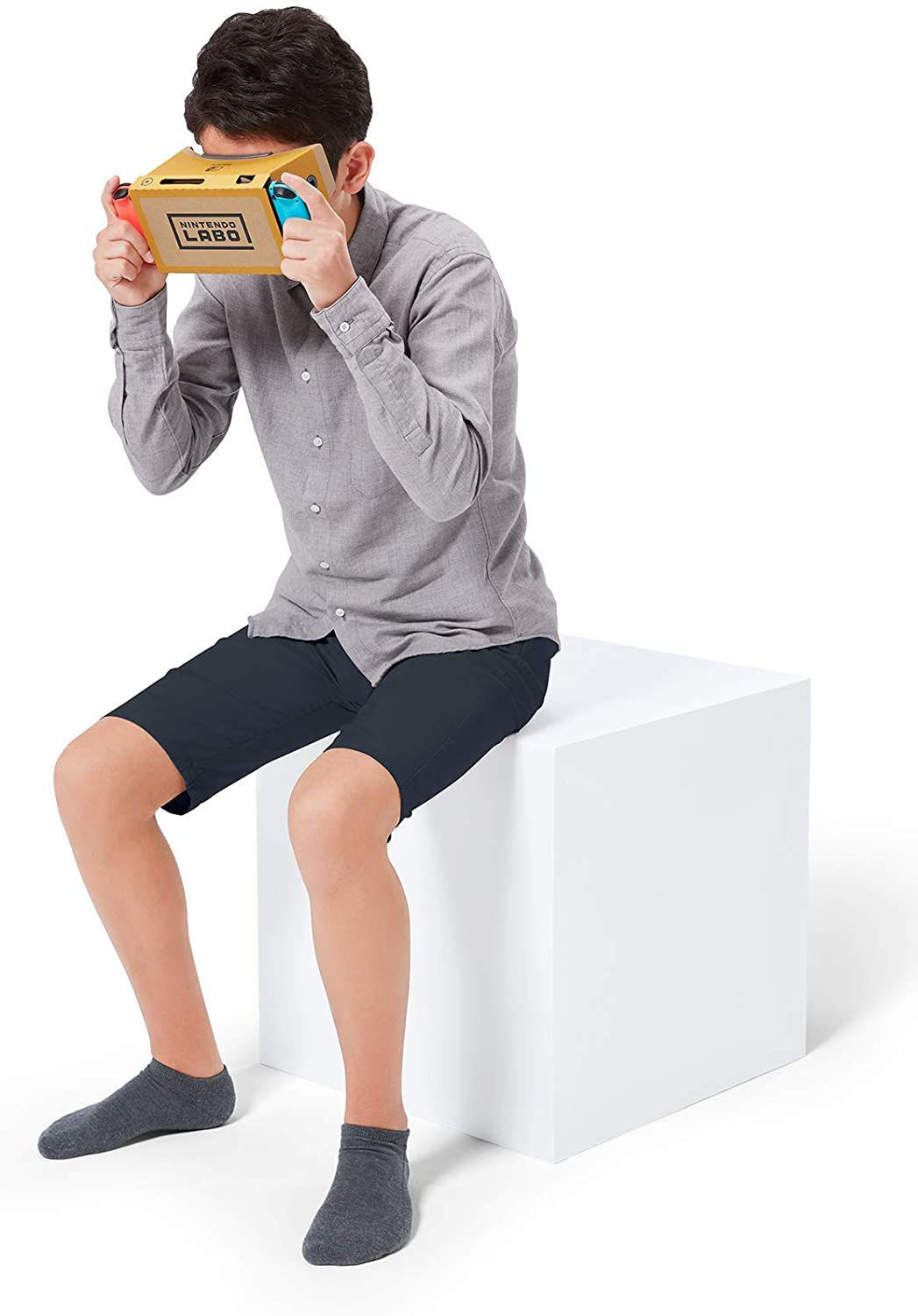 Picture of Nintendo Labo Toy-con 04: VR Kit