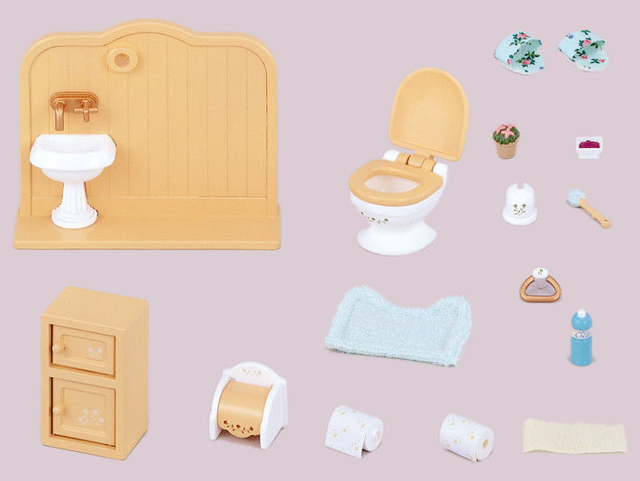 Picture of Toilet Set