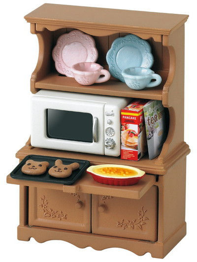 Picture of Cupboard with Oven