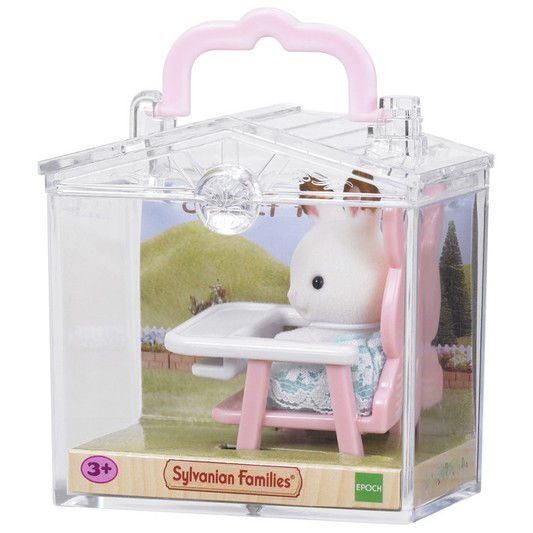 Immagine di Baby Carry Case (Rabbit on Baby Chair)