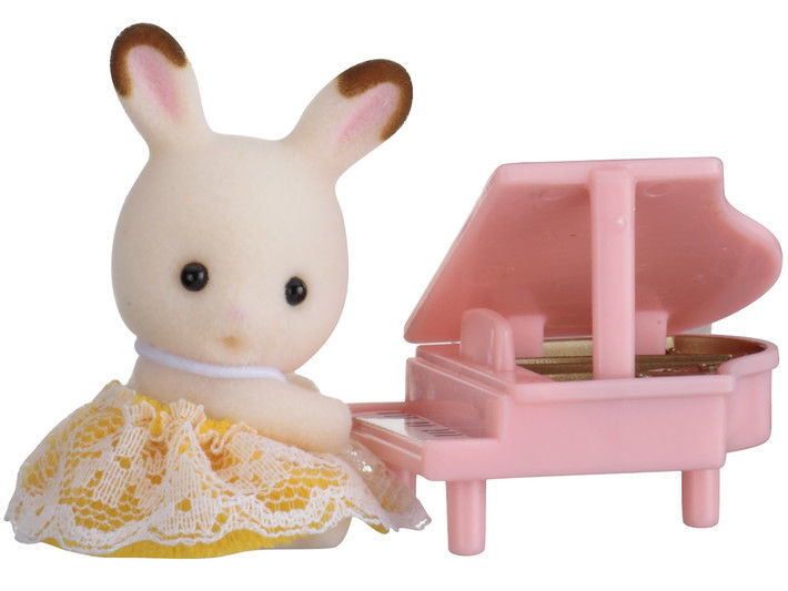 Immagine di Baby Carry Case (Rabbit with Piano)