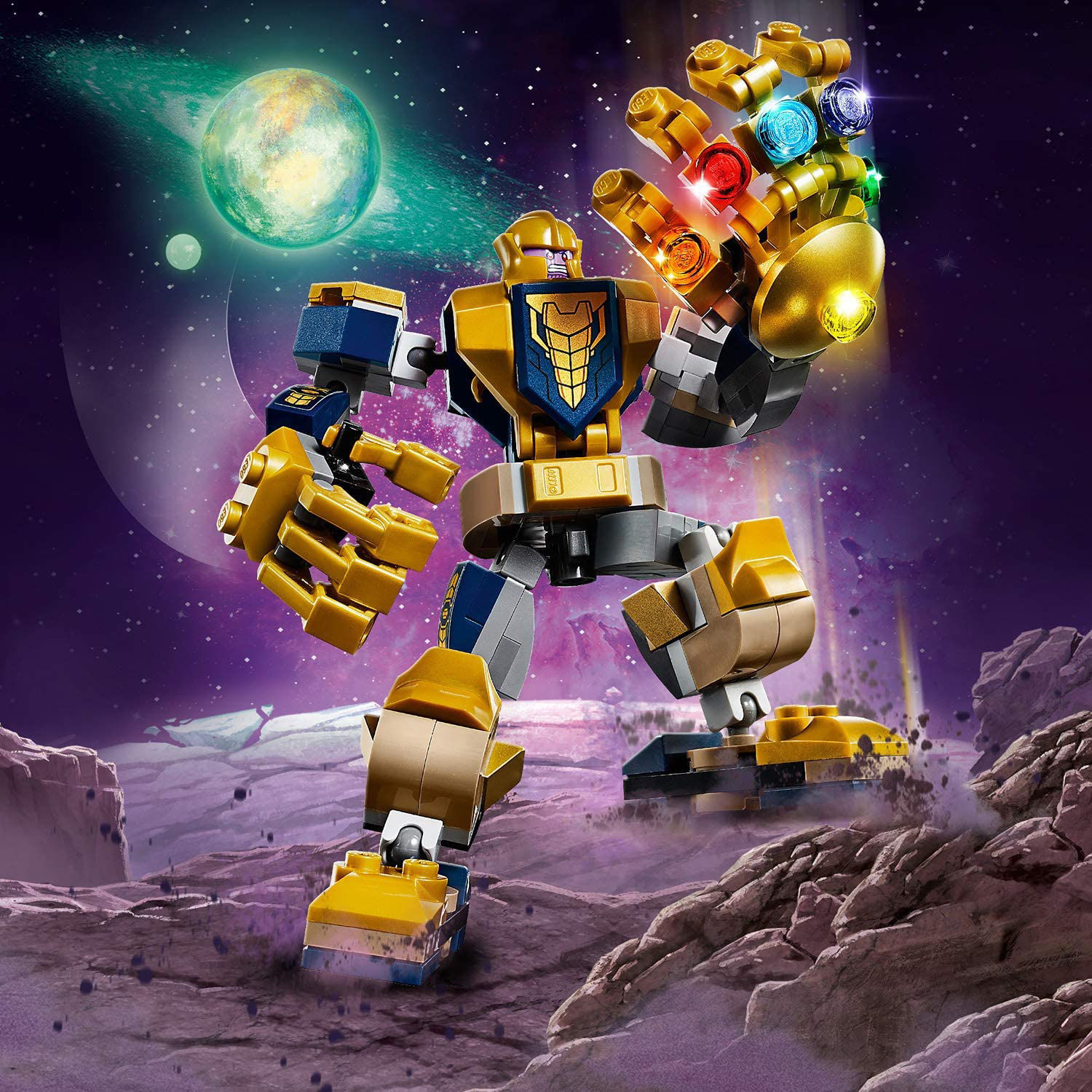 Picture of Thanos Mech