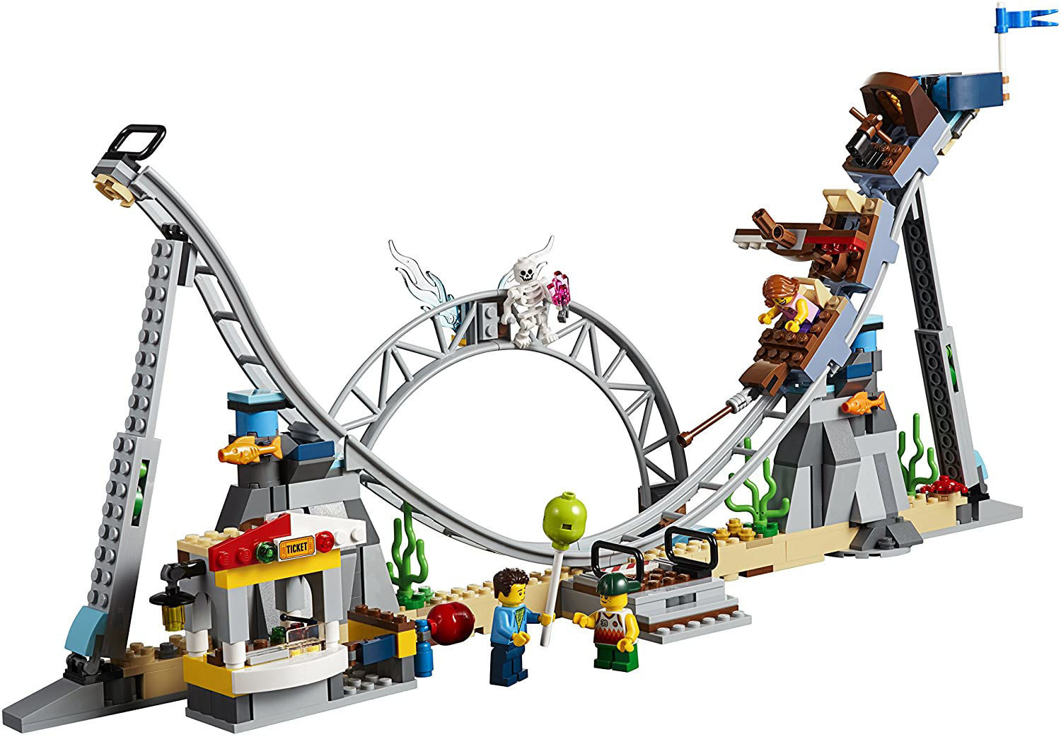 Picture of Pirate Roller Coaster