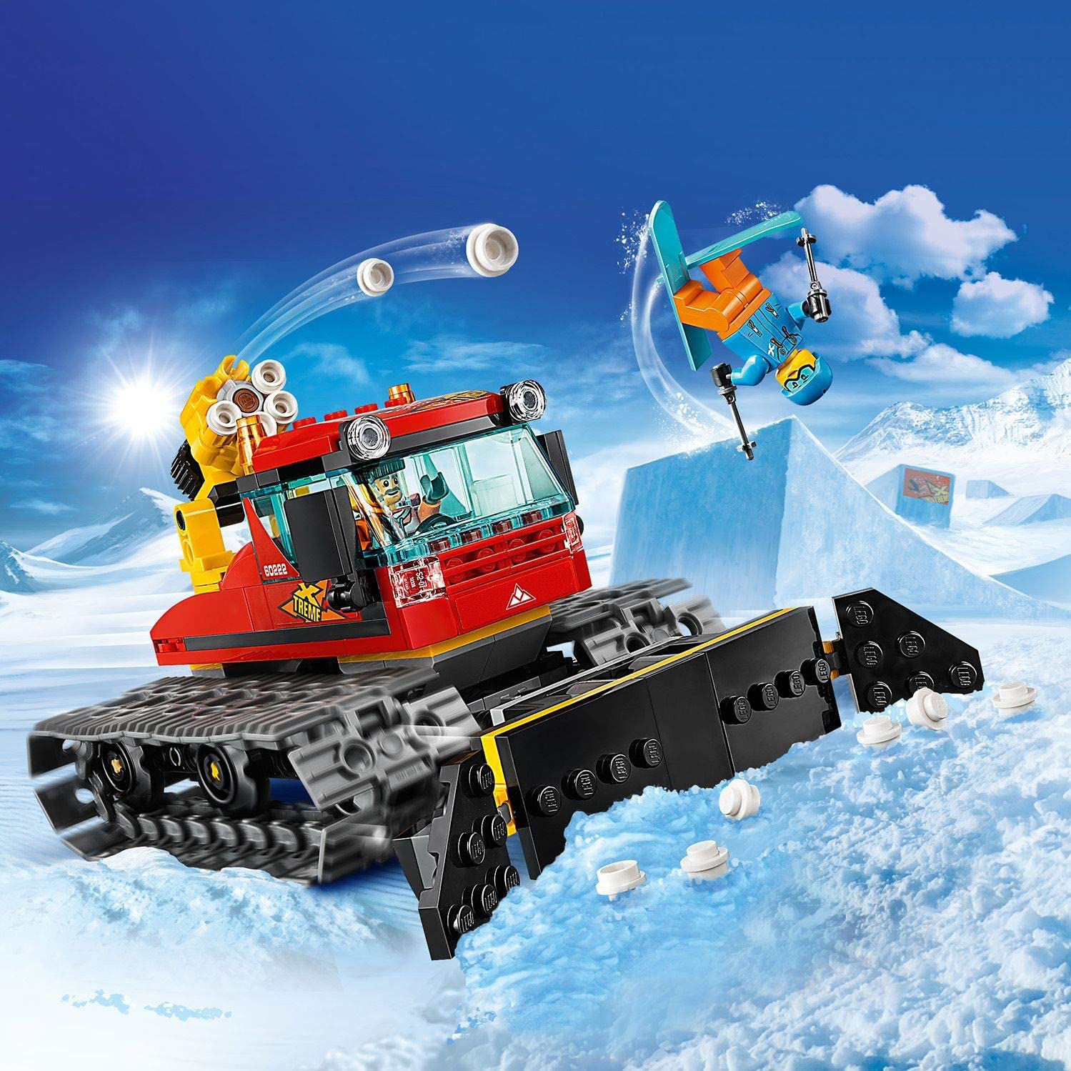 Picture of Snow Groomer