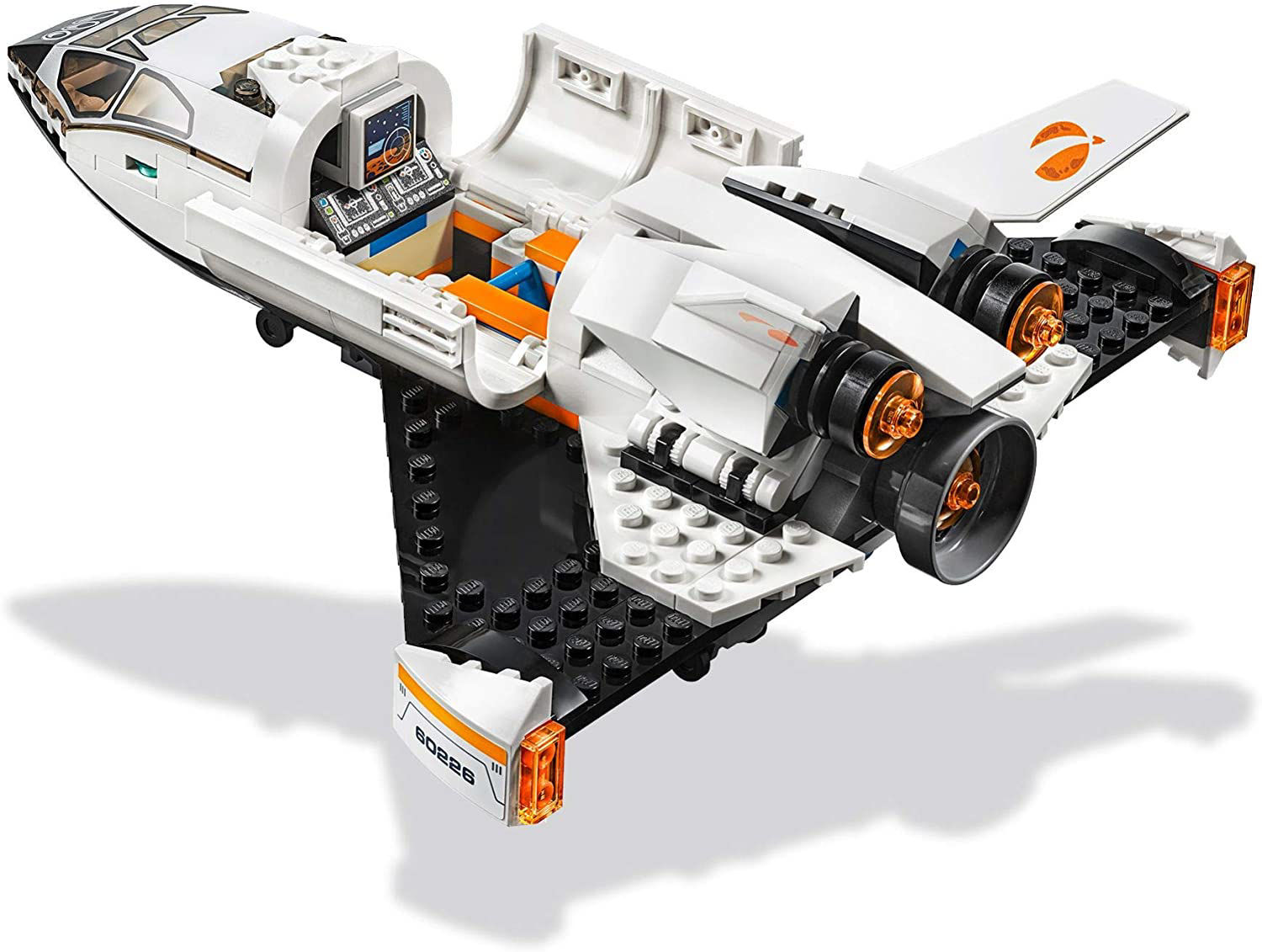 Picture of Mars Research Shuttle