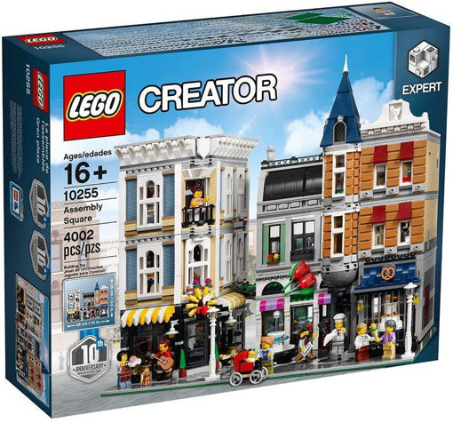 Lego Assembly Square 10255