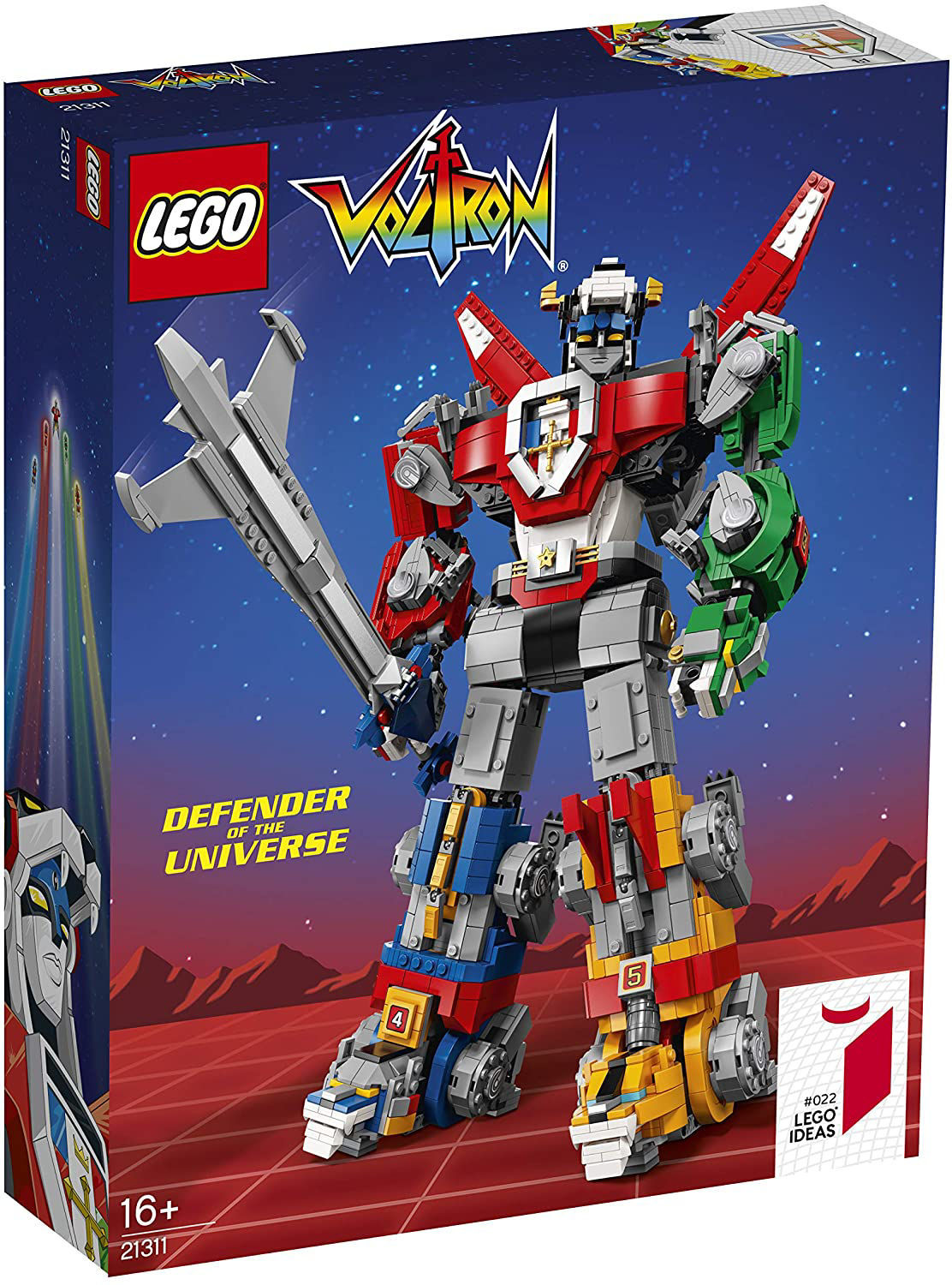 Picture of Voltron