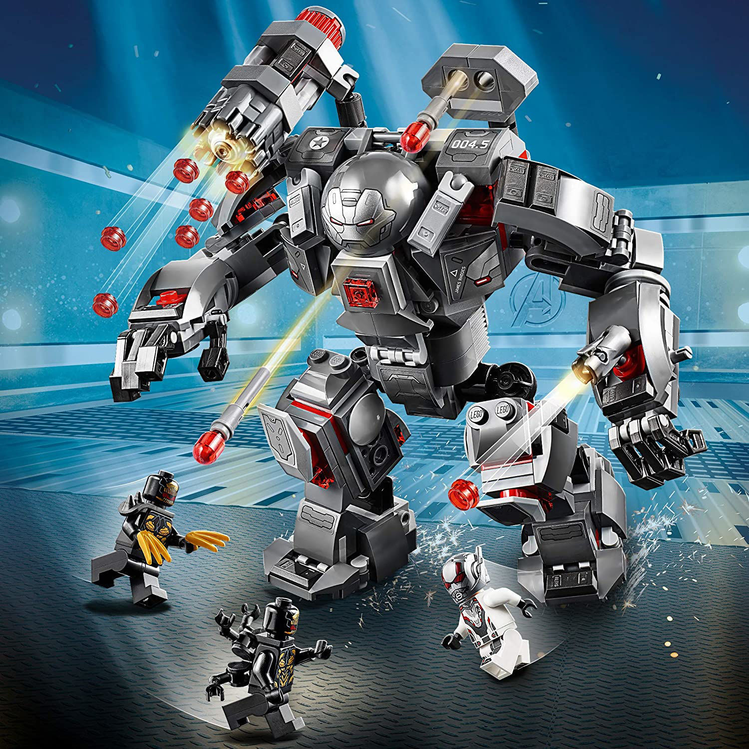 Picture of War Machine Buster