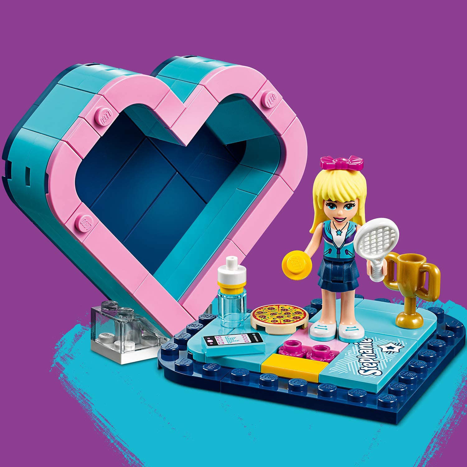 Picture of Stephanie's Heart Box