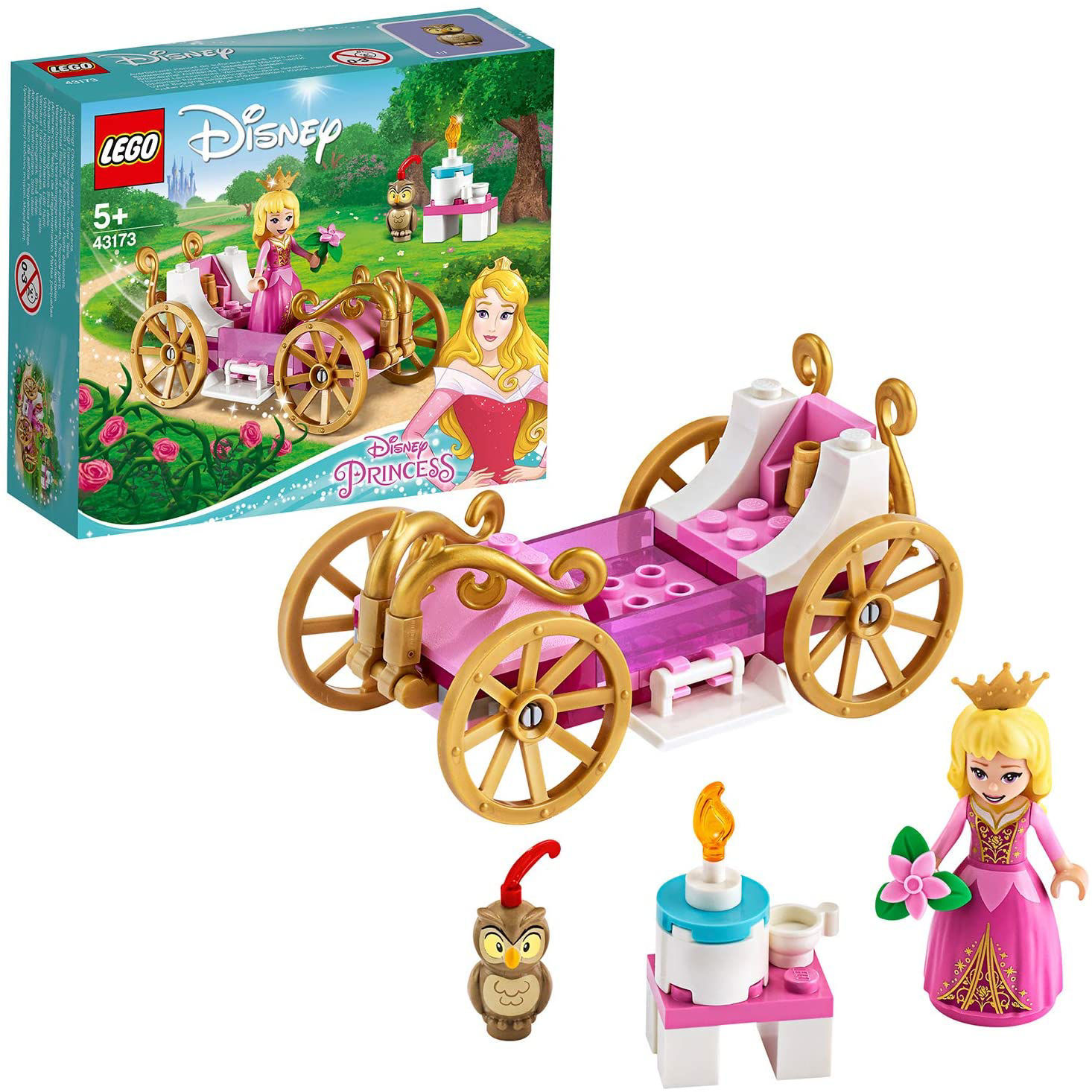 Picture of Aurora's Royal Carriage
