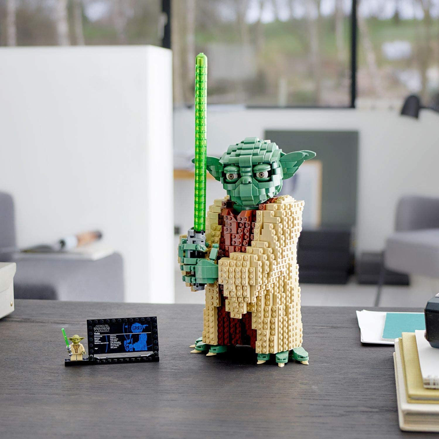 Picture of LEGO Star Wars Yoda