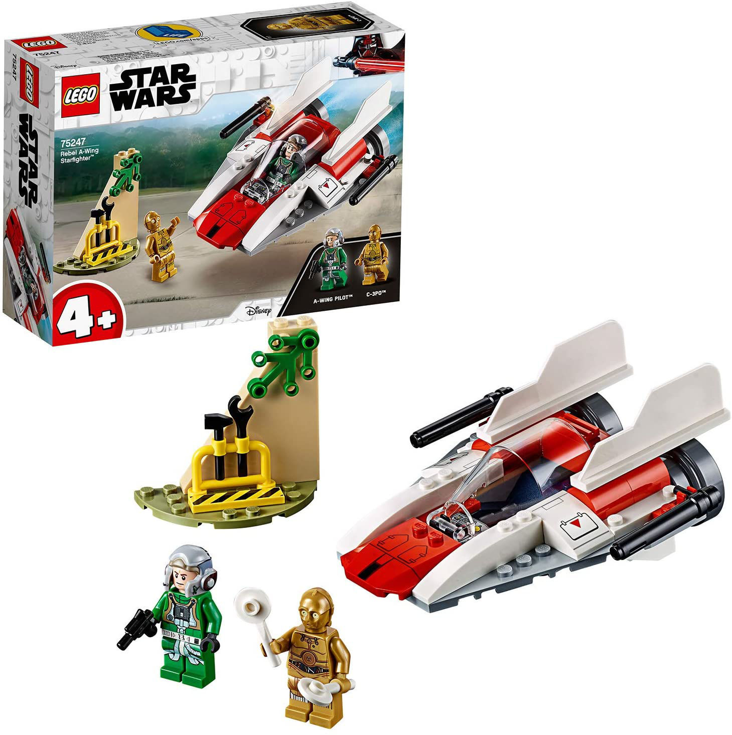 Picture of Rebel A-Wing Starfighter™