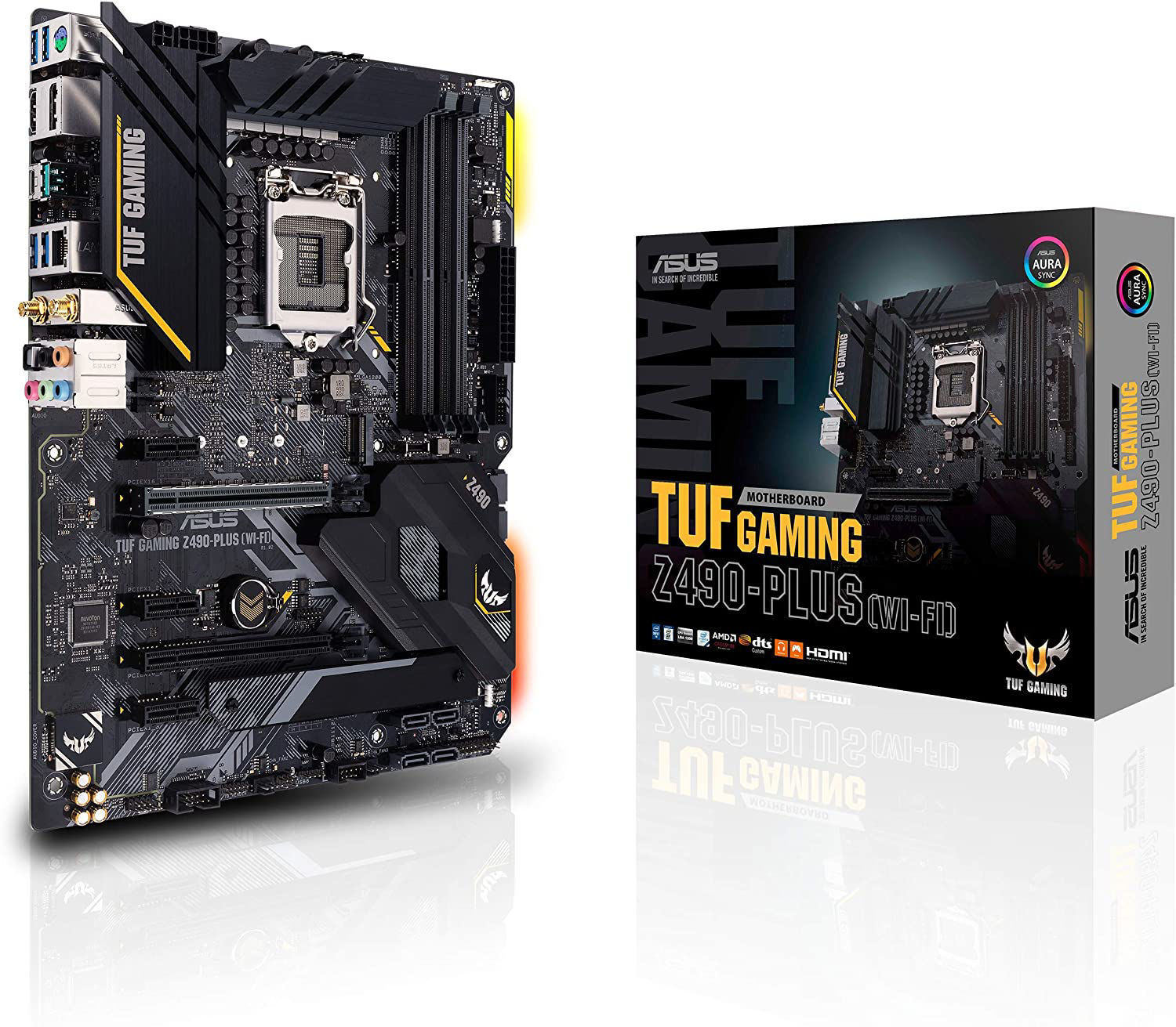 Picture of TUF Gaming GT501 White Edition