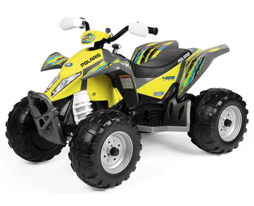 Picture of טרקטורון ממונע לילדים - טרקטורון אווטלו 12V Peg perego