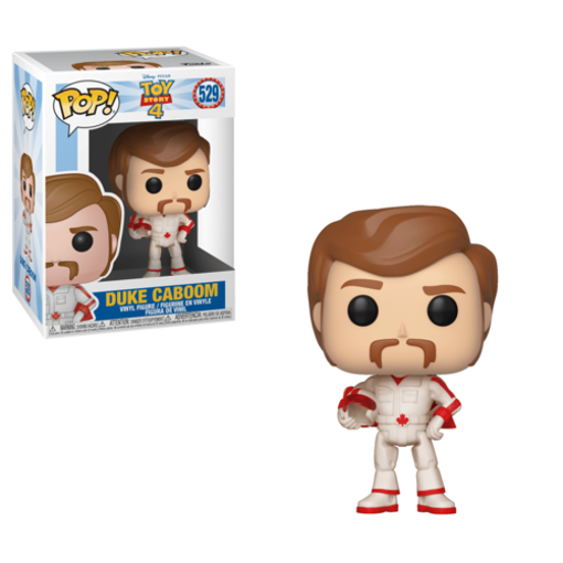 Picture of POP: Disney: Toy Story 4 - Duke Caboom Funko