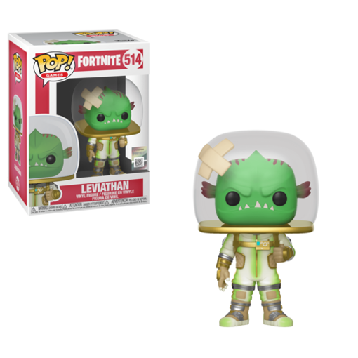 Picture of Pop Games: Fortnite S3- Leviathan Funko