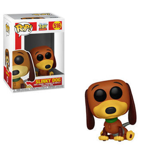 Picture of POP: Toy Story - Slinky Dog Funko