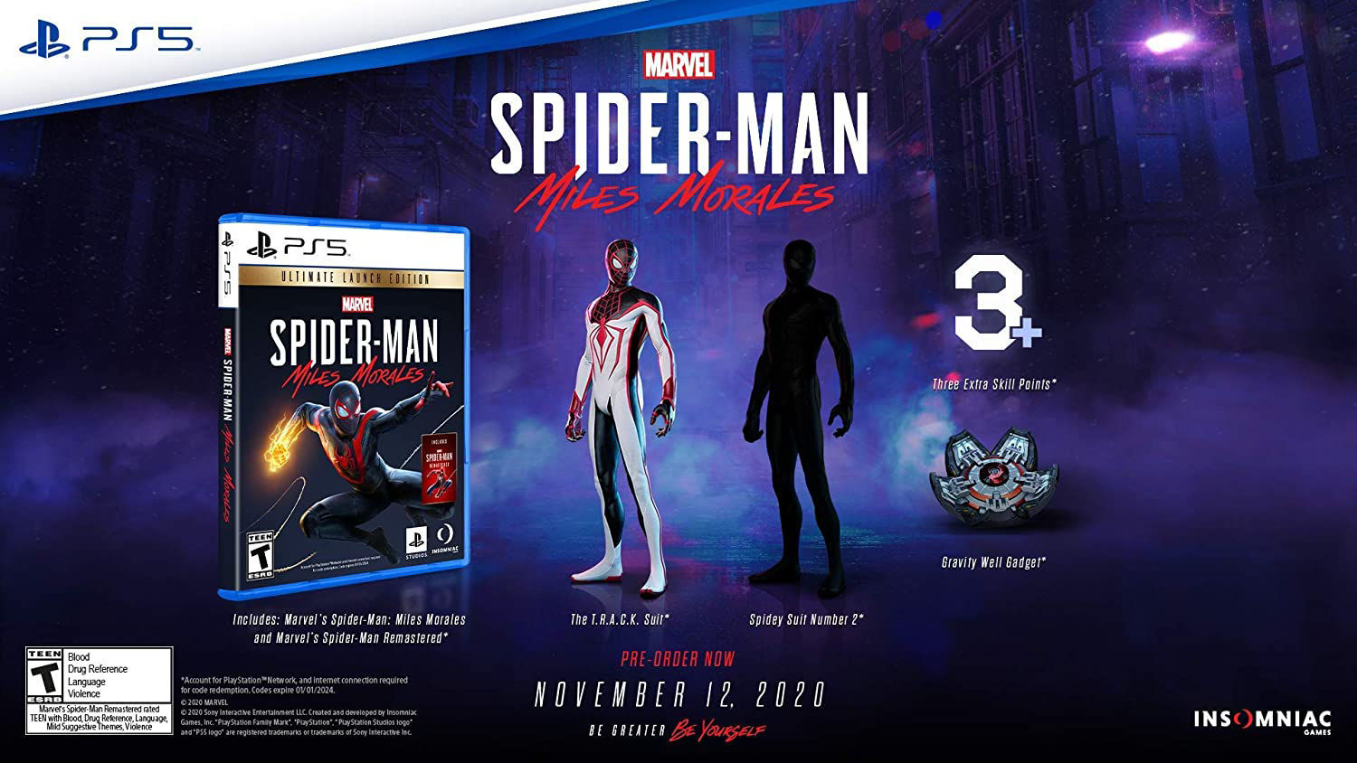 Picture of Marvel's Spider-Man: Miles Morales Ultimate Launch Edition