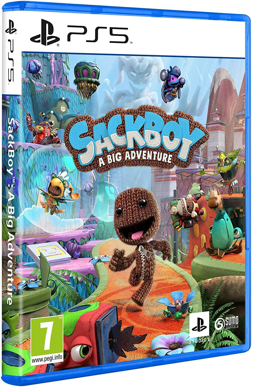 Picture of Sackboy: A Big Adventure