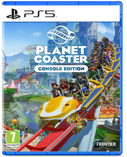 Picture of Planet Coaster: Console Edition