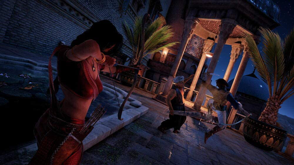 Picture of PRINCE OF PERSIA: THE SANDS OF TIME REMAKE