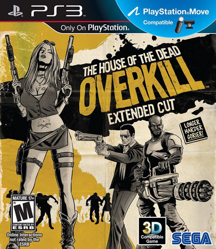 Immagine di House of the Dead OVERKILL - Extended Cut