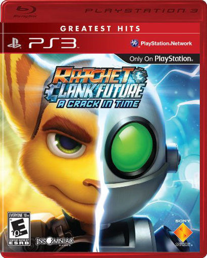 Picture of Ratchet & Clank Future: A Crack In Time