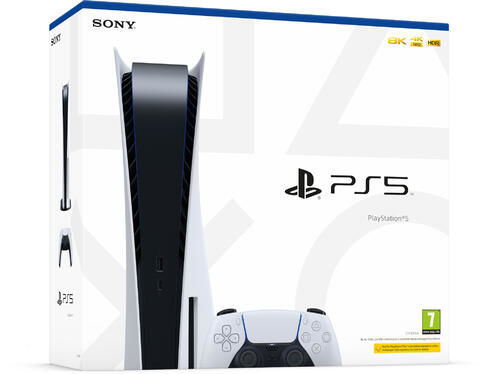 Picture of PlayStation 5 Europe Verion אירופאי