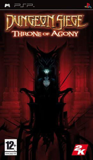 Dungeon Siege: Throne of Agony (PSP)