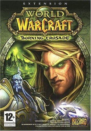 Blizzard Entertainment - PC Video Game - World of Warcraft - The Burning Crusade