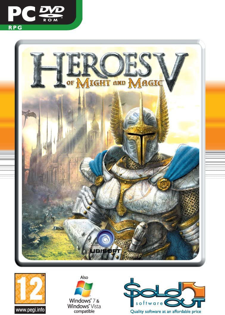 Heroes of Might and Magic 5 (PC DVD)