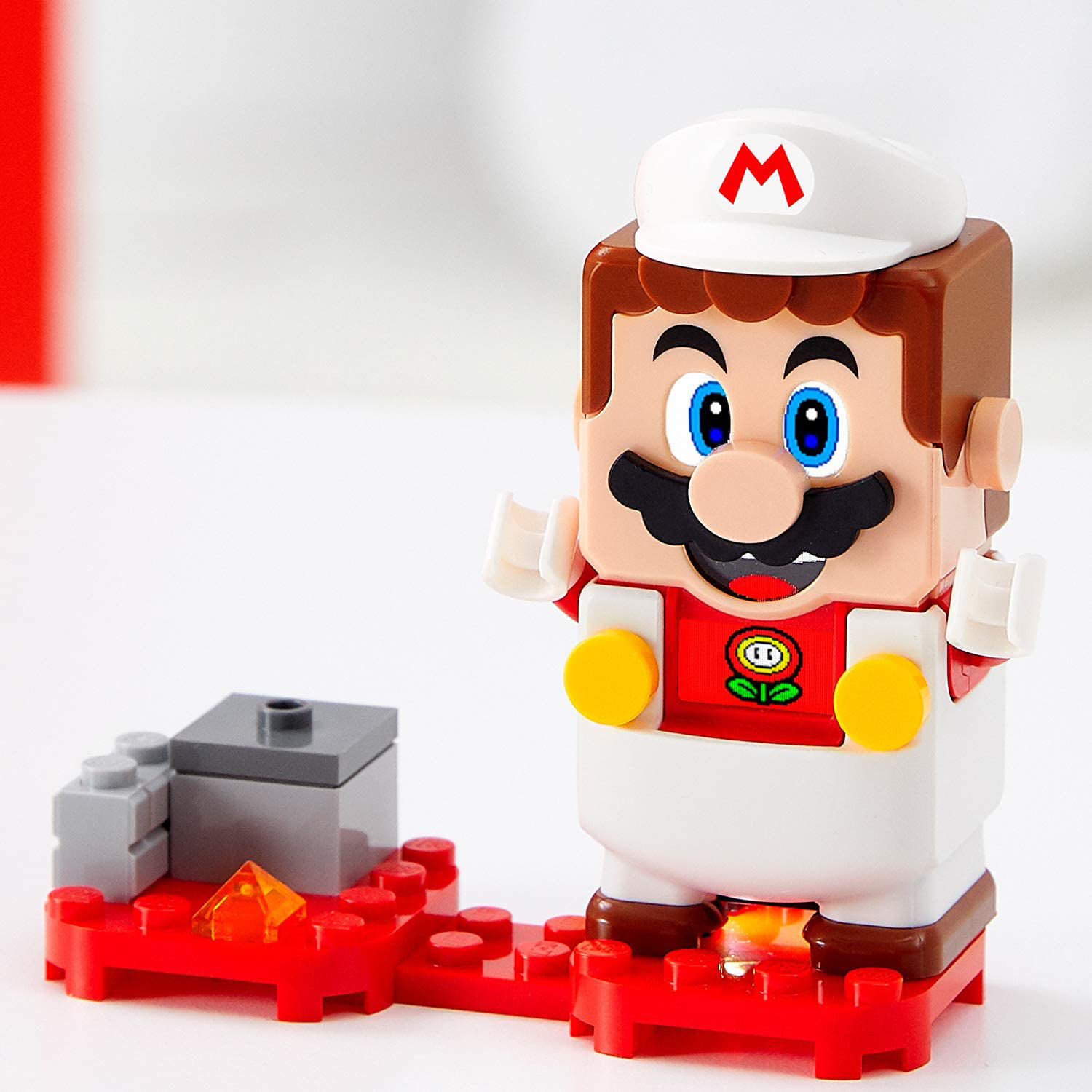 Lego Fire Mario Power-Up Pack 71370